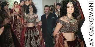 Manav-Gangwani-collection-2016-fashion-show-dress-bollywood-kangana-ranaut-showstopper