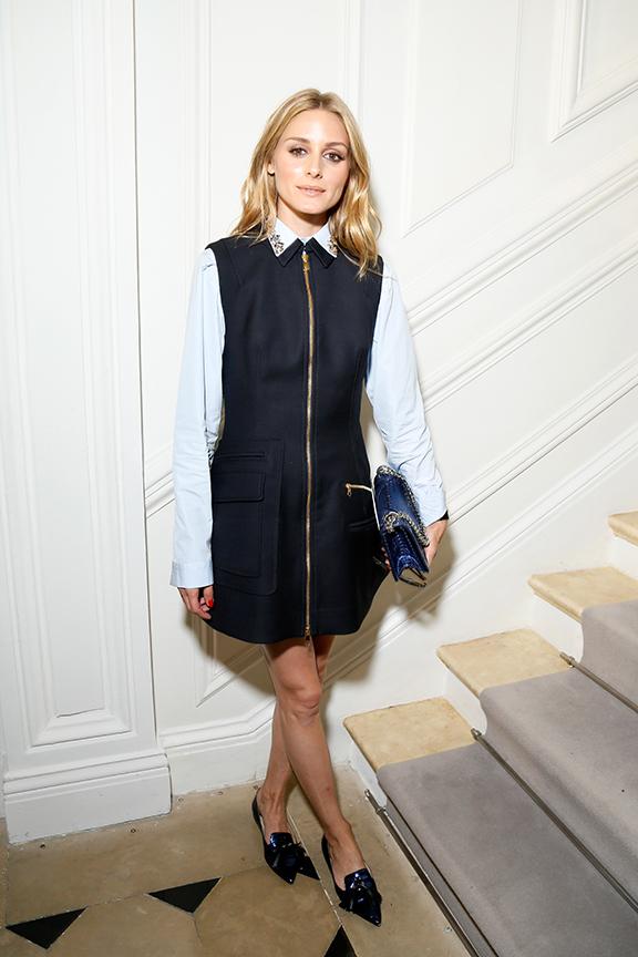 Christian Dior : Guests Portraits - Paris Fashion Week - Haute Couture Fall/Winter 2016-2017