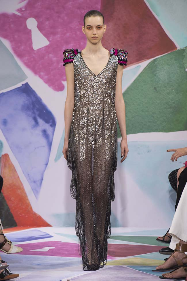 Schiaparelli_haute-couture-fashion-week-fw16-fall-winter-2016-17-collection (25)-silver-sheer-gown