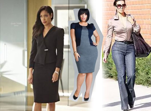 how-to-dress-ideas-for-work-wear-pear-shaped-women-office