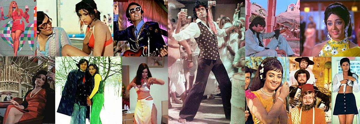 Indian Bollywood Fashion Through Decades 1960s To Present