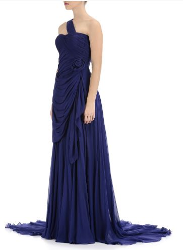 latest-indian-engagement-gowns-dresses-outfit-clothes-blue