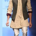 latest-indian-outfit-for-men-designer-kunal-rawal-wedding-sherwani-over-jacket-2016