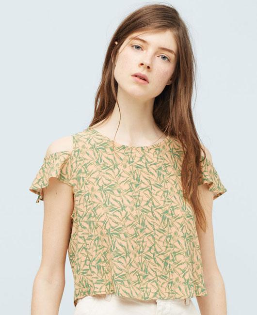 off-shoulder-tops-online-shopping-floral-prints-mango-shoulder-cut
