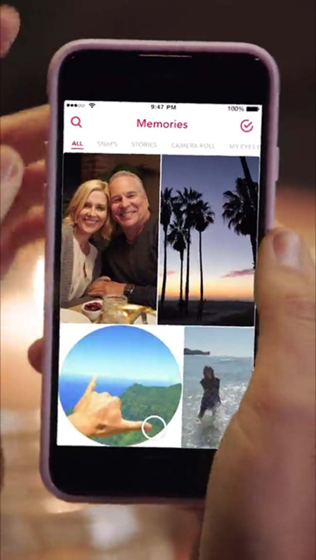 snapchat-introduces-memories-new-feature-social-networking-app-album-saved