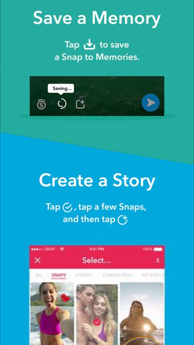 snapchat-introduces-memories-new-feature-social-networking-app-save-screenshot