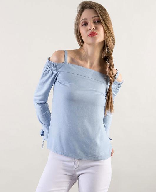 tops-blue-online-shopping-stalk-buy-love-off-the-shoulder-tops