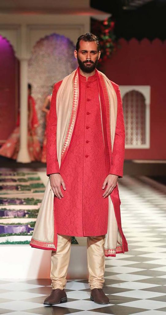 anita-dongre-designer-collection-2016-red-sherwani-cream-pant-couture-dress- (14)