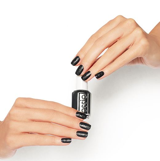 essie-latest-black-nail-art-designs-2016-nails-ideas