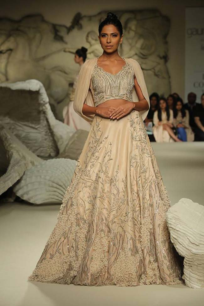 gaurav-gupta-india-couture-week-collection-2016-dress (6)-lehenga-gown-beige