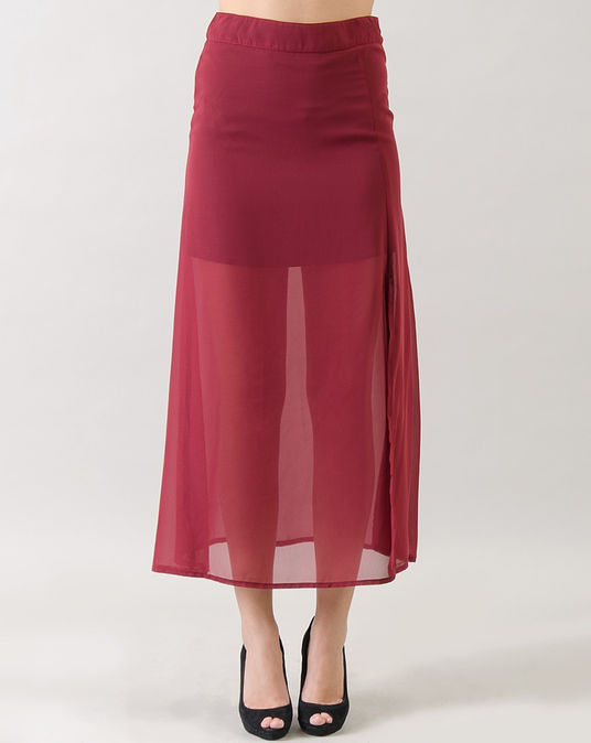 long-burgandy-maxi-skirt-georgette-ladies-shopping-online
