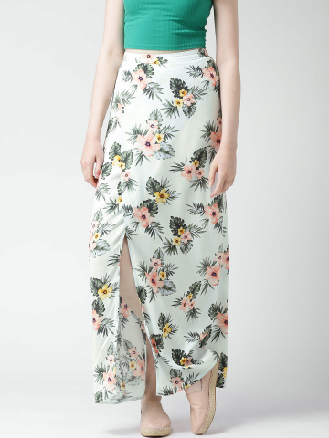 long-skirts-online-india-floral-slit-skirt-latest-shopping-myntra-