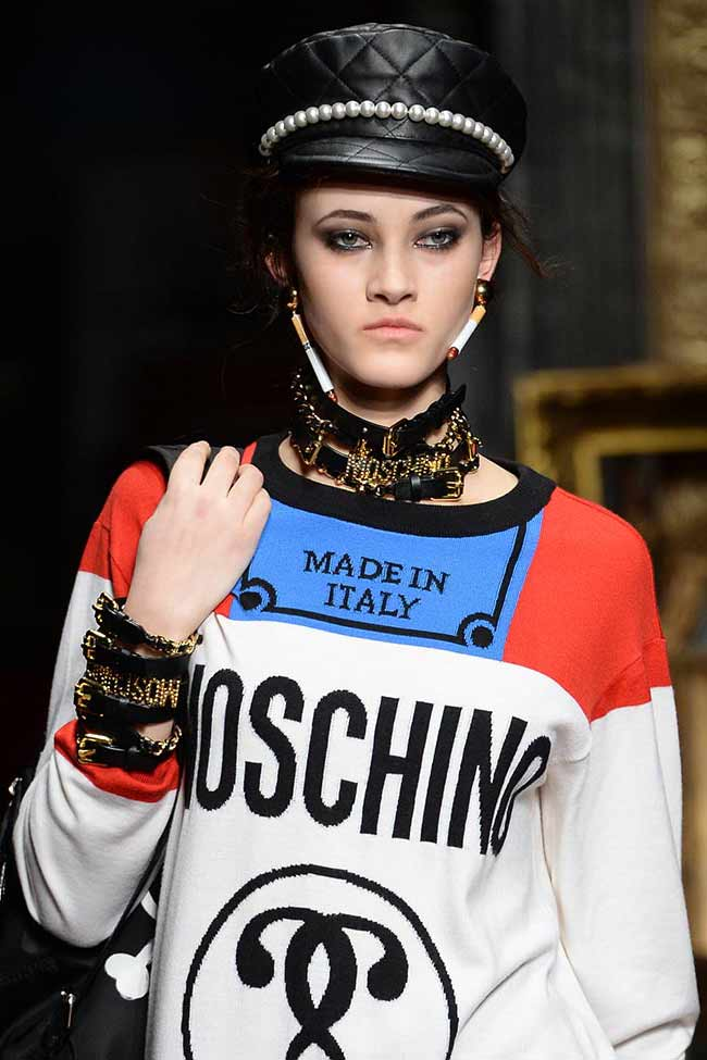 moschino-fall-winter-2016-chokers-womens-quilted-leather-cap-choker-bracelet-jewelry-necklace-black