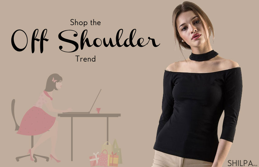 Best online shopping ideas for the off shoulder trend for Best online store ideas