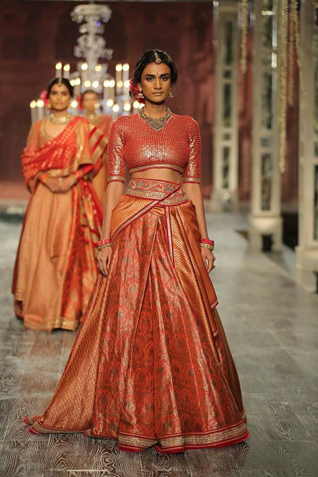 Tarun Tahiliani Bridal Amp Couture Collection 2016 At Icw