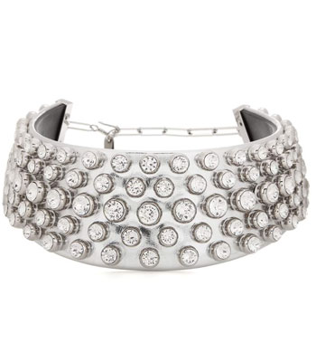 tom-ford-stone-chokers-party-wear-collar-necklace-silver-jewelry-style-top