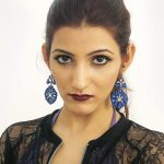 black-lipstick-purple-makeupshilpa-ahuja-indian-fashion-blogger