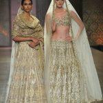 designer-rimple-and-harpreet-narula-hiraeth-couture-collection-icw-2016-sheer-dupatta-bling-lehengas