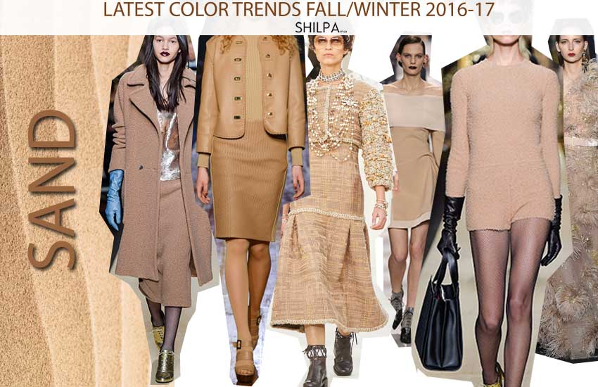 Top fall fashion color trends to wear in 2016 for Fall clothing colors 2016