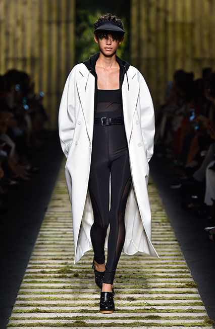 max-mara-ss17-collection-spring-summer-2017-dress-11-black-sheer-top-sheer-leggings-white-long-jacket