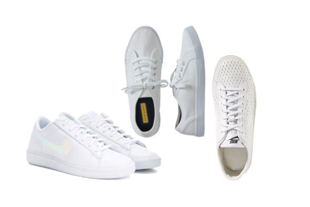 plimsoles-tennis shoes-white sneakers-shoe trends 2016-summer shoes