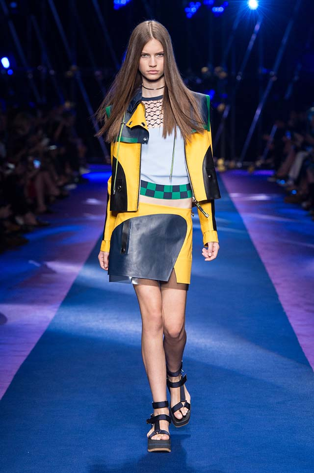 versace-ss17-spring-summer-2017-collection-dress-14-multi-colored-jacket-leather-skirt