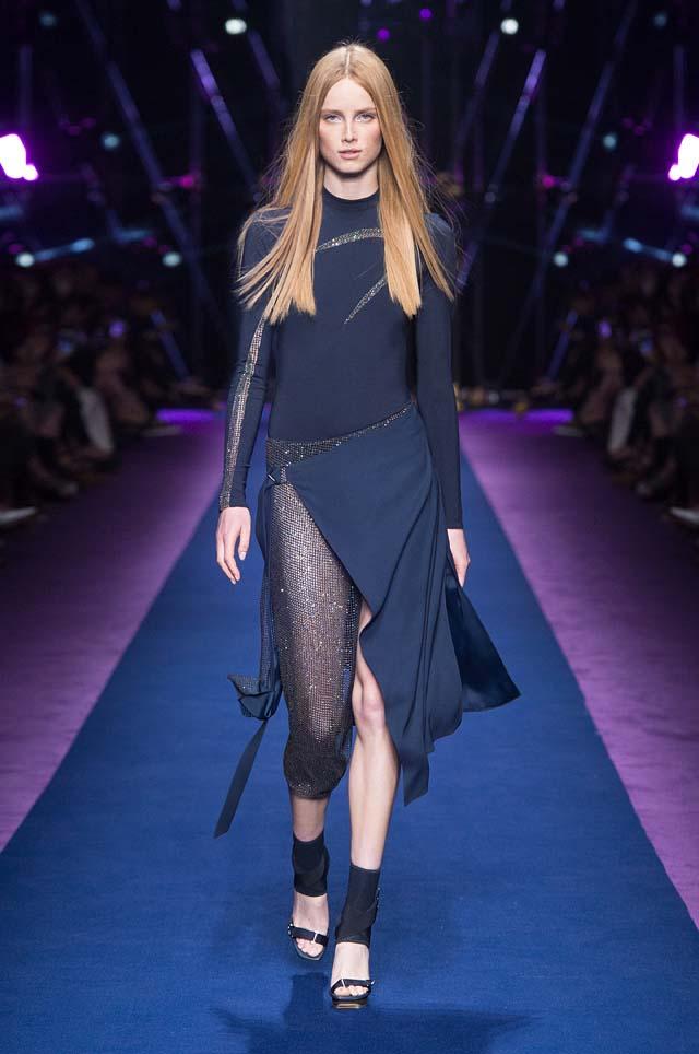 versace-ss17-spring-summer-2017-collection-dress-48-blue-full-sleeves-sheer-side-slit