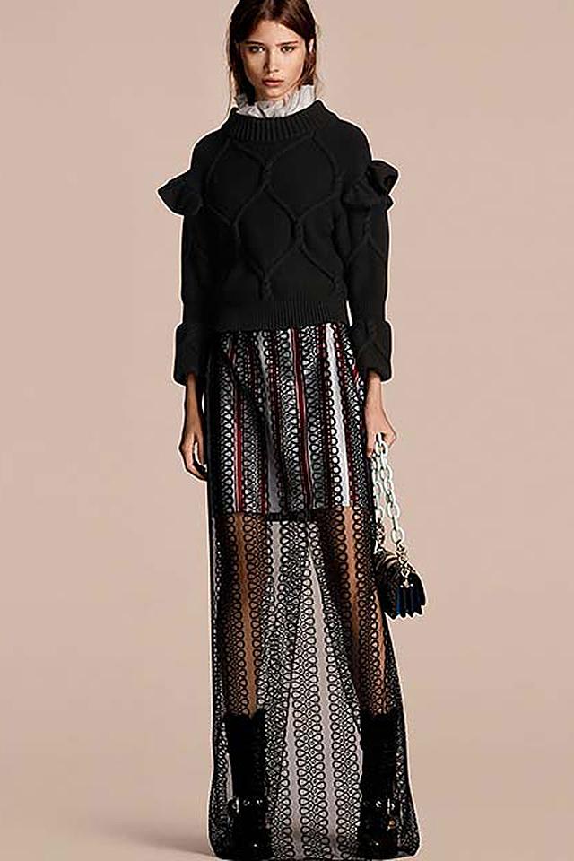 2017-latest-sweater-trends-fall-winter-women-fashion-ruffles-black-burberry