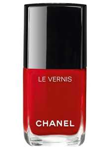 latest-nail-color-trends-chanel-ruby-red-trends