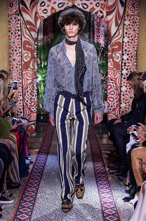 roberto-cavalli-spring-summer-2017-ss17-rtw-dress-18-formals-scarf-striped-pants