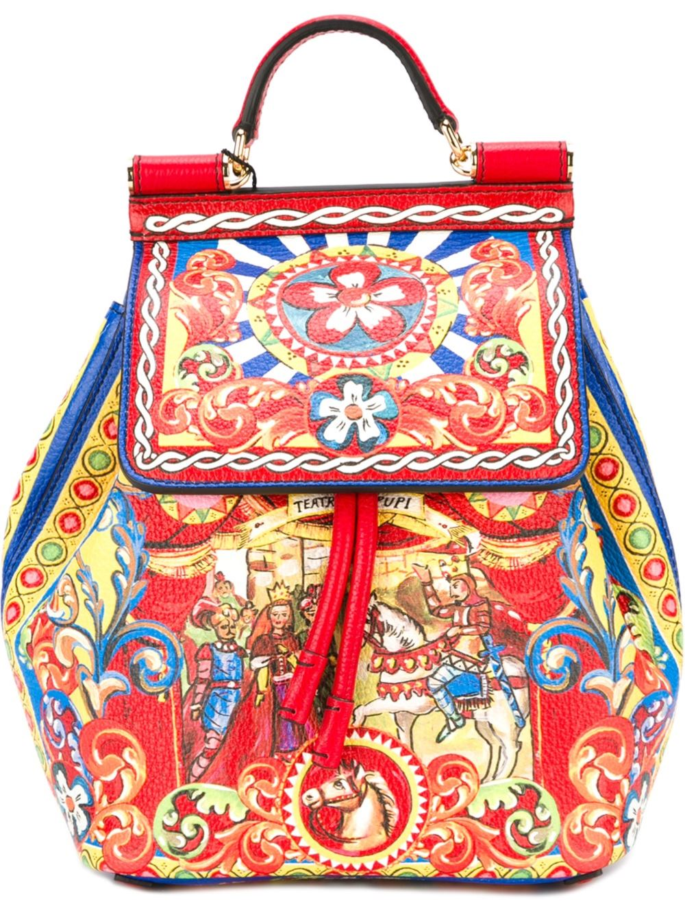 best-backpacks-women-2017-dolce-gabbana-printed-red-latest-shopping