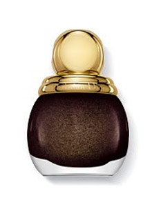 best-nail-color-ideas-winter-2017-dior-deep-dark-chocolate-brown
