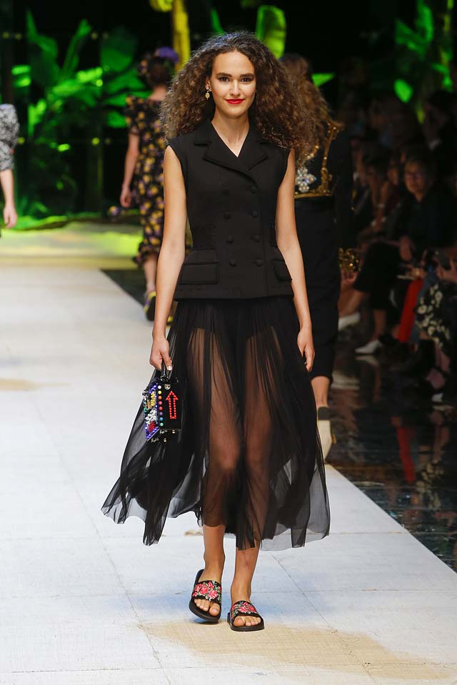 dolce-gabbana-spring-summer-2017-ss17-rtw-55-black-jacket-sheer-maxi-skirt-handbag