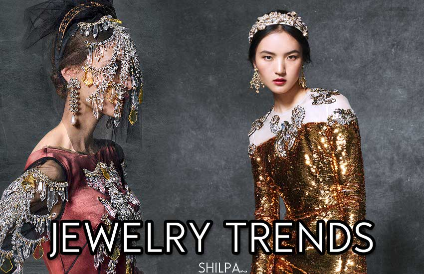 9 latest fashion jewelry trends from fall 2016 runways for Fall jewelry trends 2017