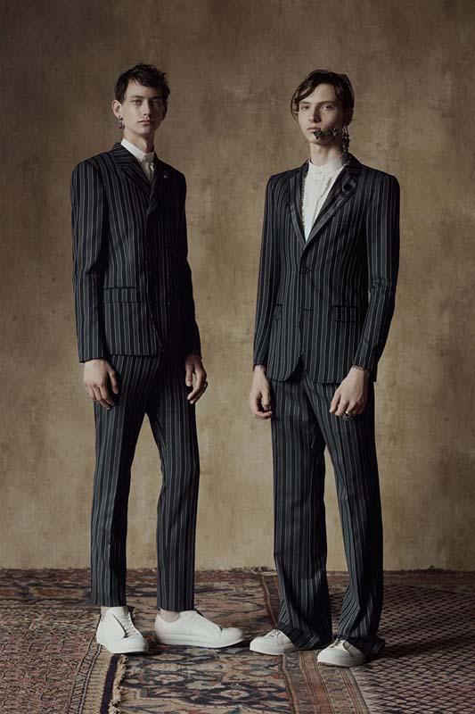 latest-fashion-trends-men-spring-summer-2017-alexander-mc-queen-stripe-pants-suits