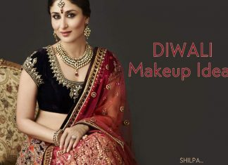 makeup-for-diwali-indian-party-tips-ideas-saree-kareena-kapoor