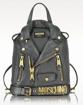 moschino-stylish-backpacks-for-women-winter-2017-blavk-trendy