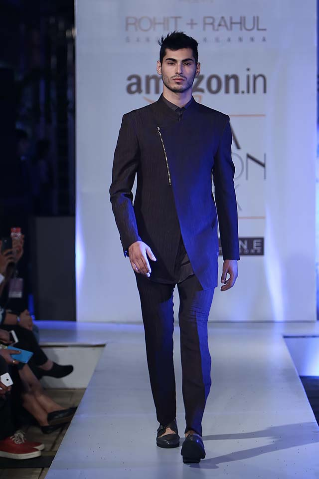 Rohit Gandhi And Rahul Khanna S Glittery Collection At