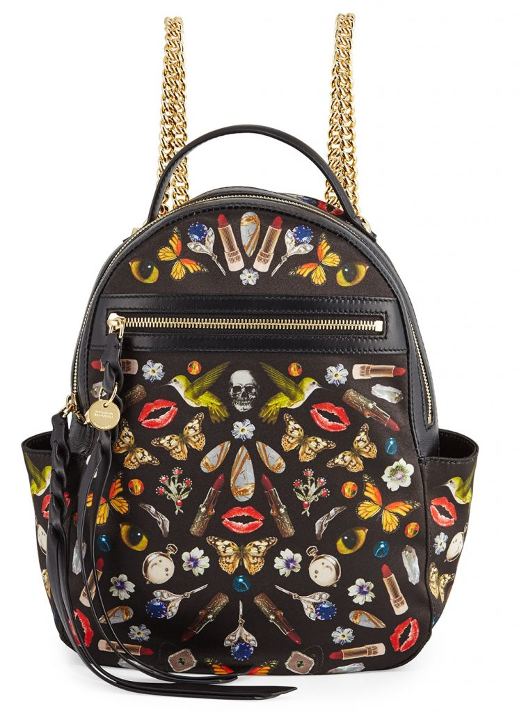 stylish-backpacks-for-women-2017-alexander-mc-queen-black-printed