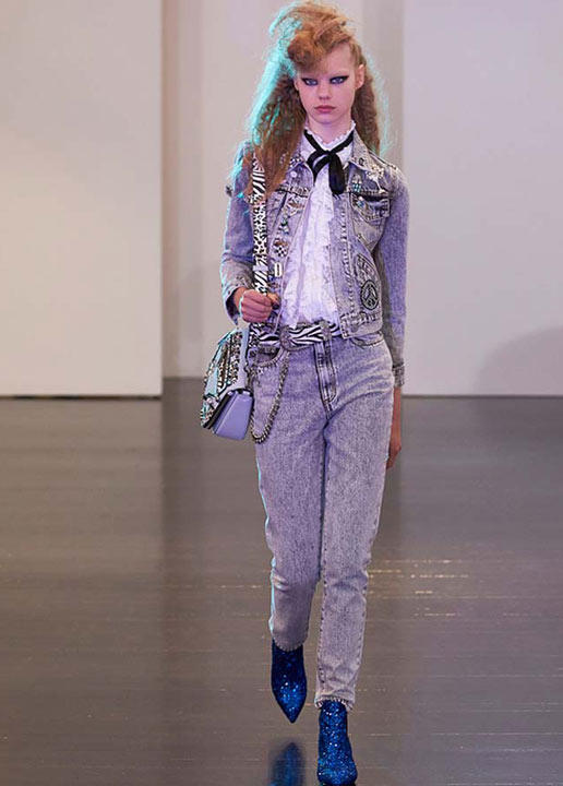 best-trendy-jacket-marc-jacobs-2017-collection-pattern-dress-outfits-denim