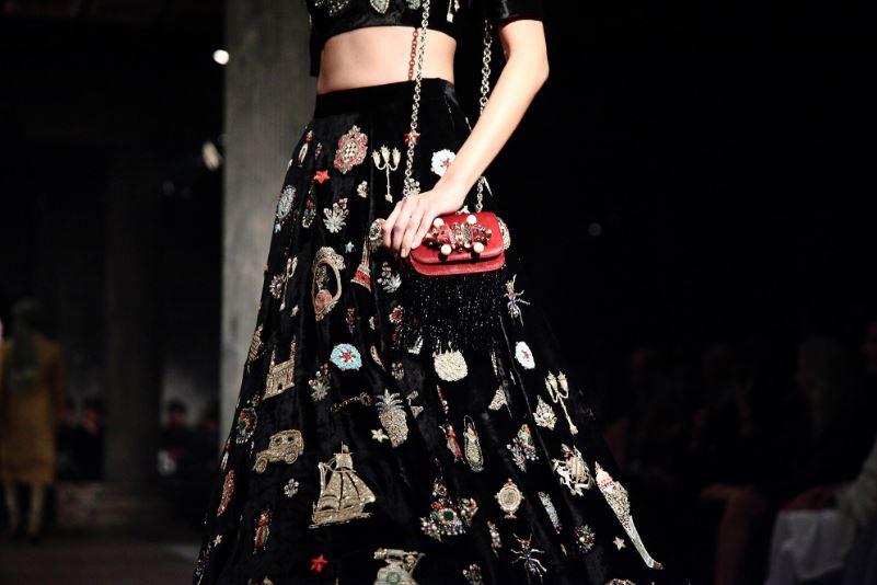 christian-louboutin-sabyasachi-collaboration-fw16-2016-womens-bag-fringe-red