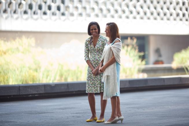 michelle-obama-style-fashion-dress-dress-formal
