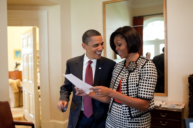 michelle-obama-style-fashion-dress-president-flotus-couple-love