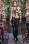 roberto-cavalli-black-leather-pants-latest-trends-in-pants-for-women