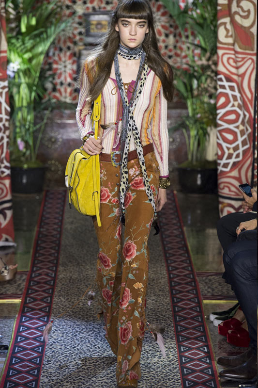 roberto-cavalli-floral-printed-flared-trosers-for-women