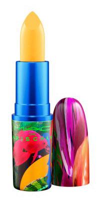 trendy-popular-lipstick-colors-lemony-pastel-yellow-mac-winter-2017