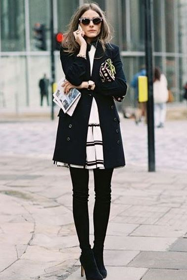 olivia-palermo-dress-jacket-winter-layer-celeb-look-thigh-high-boots