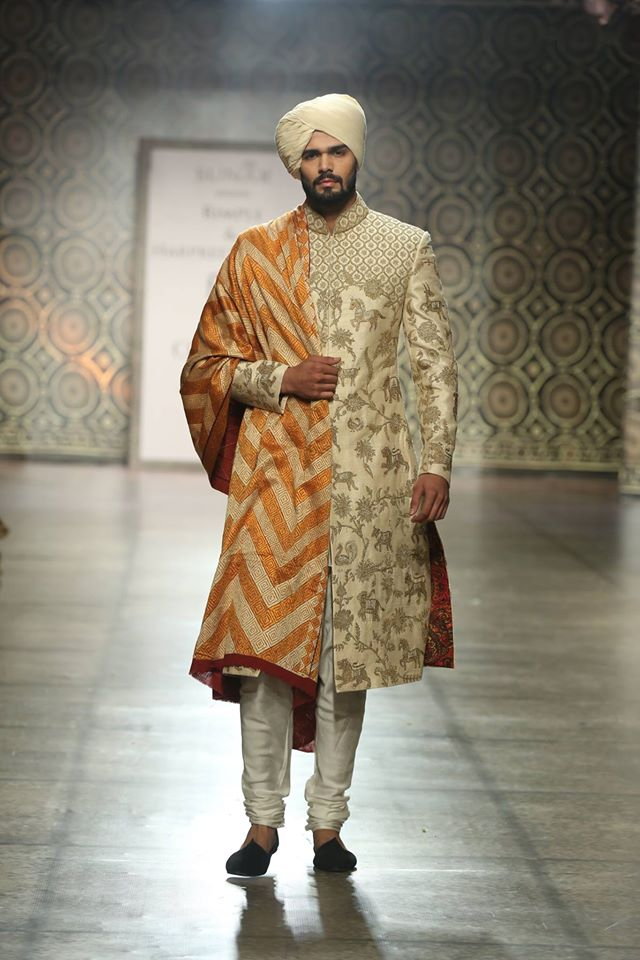 best-sherwani-for-wedding-rimple-and-harpreet-narula-mixed-pattern-spring-summer-2017