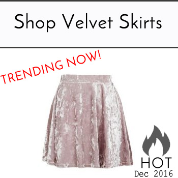 best-shopping-ideas-online-velvet-skirts-mini-skirt-party-chothes