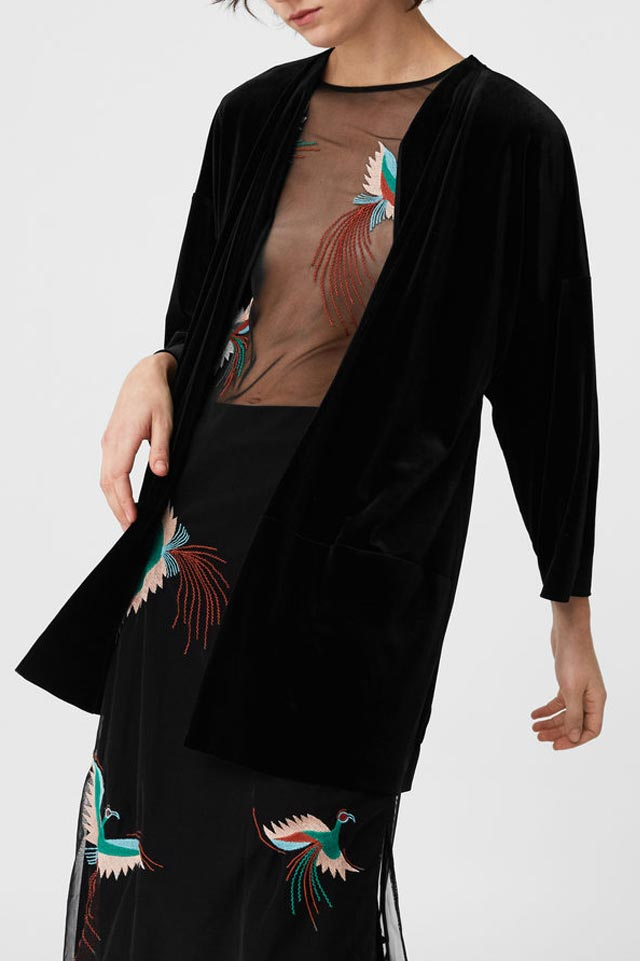 black-velvet-mango-throw-jacket-comfort-casual-fashion-trend